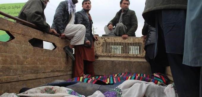 ONU denuncia la muerte de 10 niños en bombardeo en Afganistán