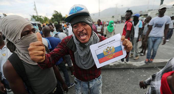 Últimas manifestaciones dejan pérdidas millonarias en Haití