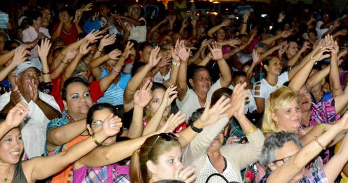 Voces de Granma en Congreso femenino (+ fotos)