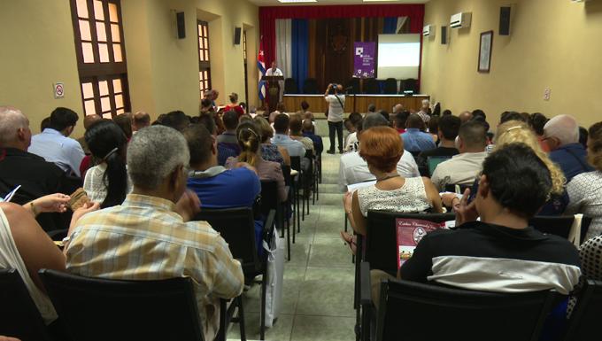 En Varadero realizarán evento nacional de informática y salud