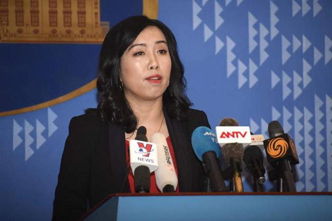 Reafirma Vietnam rechazo a bloqueo de EE.UU. contra Cuba (+foto y video)