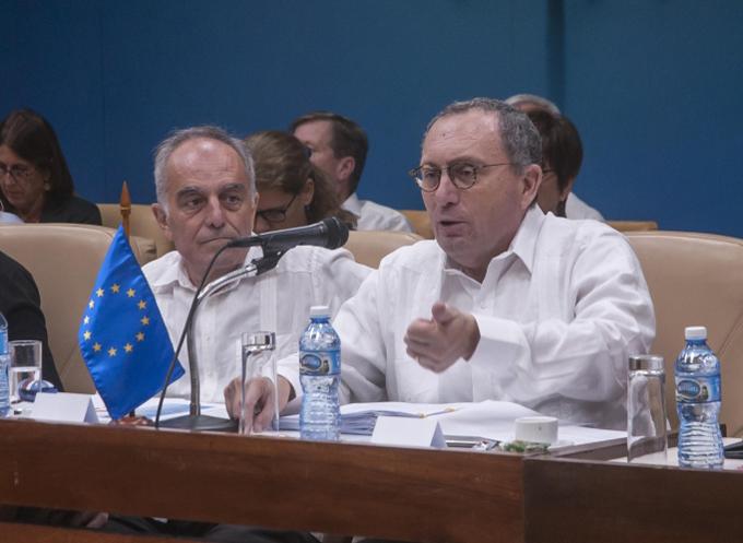 Cuba y la UE promueven programas de desarrollo sostenible (+fotos)