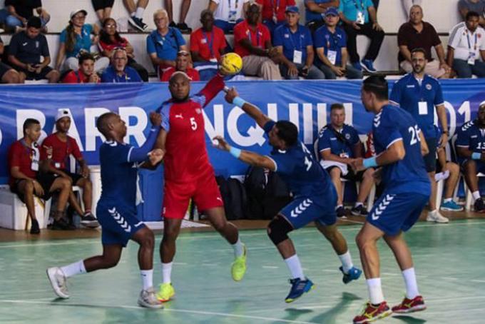 Oro y boleto mundial para Cuba en torneo sub 24 de balonmano (m)