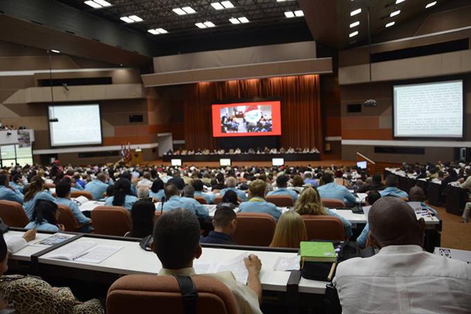 Sesiona desde hoy XXI Congreso de la Central de Trabajadores de Cuba