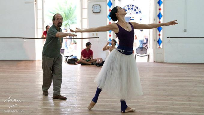 Artistas del mundo celebran Día Internacional de la Danza