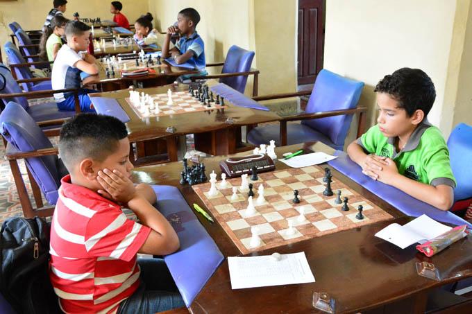 Camagüey a la cabecera de la justa ajedrecística (+fotos, audio y video)