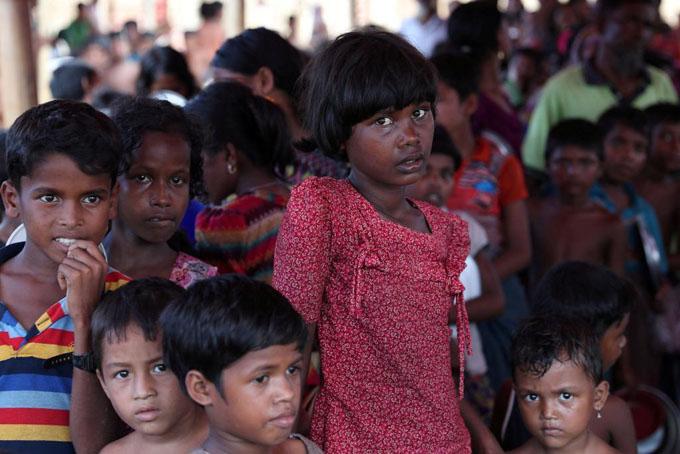Cambio Climático amenaza a 19 millones de niños en Bangladesh