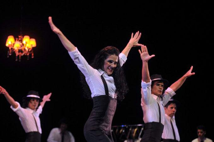 Irene Rodríguez prepara gran estreno para festival de danza en EE.UU. (+fotos)