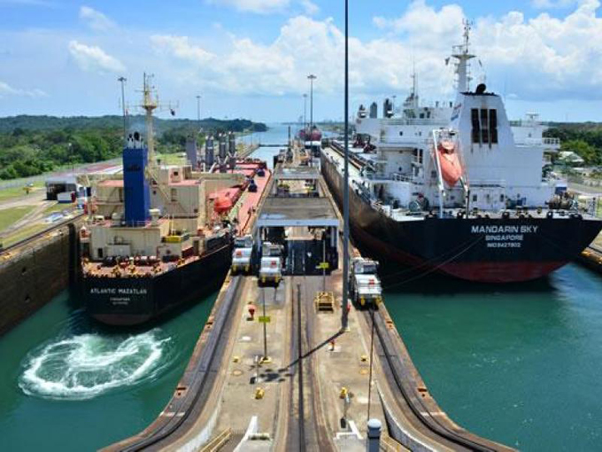 Canal ampliado de Panamá, vía para ahorrar tiempo y costos (+video)