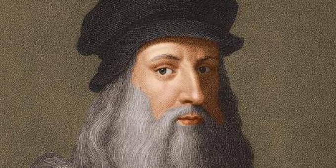 Investigadores italianos hallan mechón de pelo de Da Vinci en EE.UU. (+fotos y video)