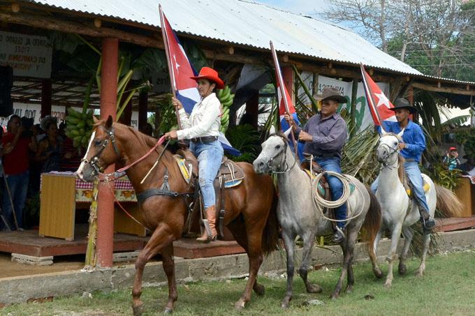 Obtiene Granma la sede nacional por el Día del campesino cubano