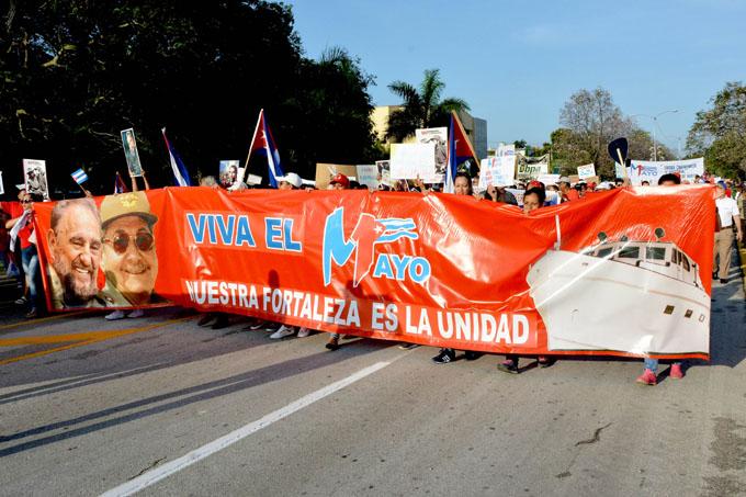 Cuba lista para festejar Día Internacional de los Trabajadores
