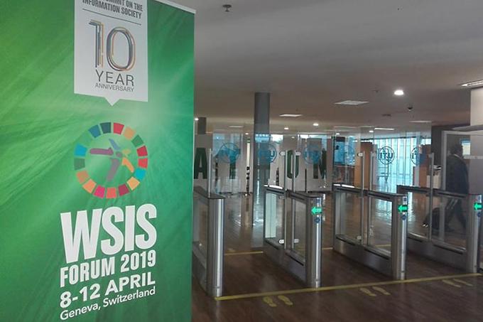 Comienza en Ginebra Foro Mundial de Sociedad de la Información