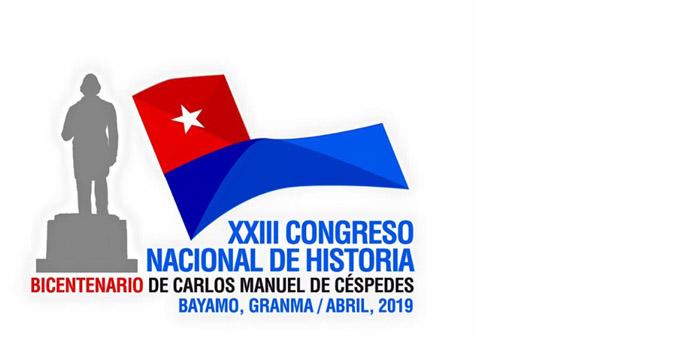 Acogerá Bayamo XXIII Congreso nacional de Historia (+ video)