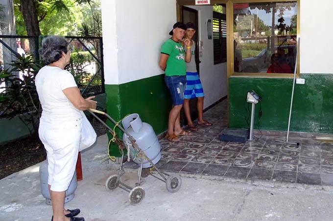 Bloqueo a Cuba influye en comercialización de gas licuado
