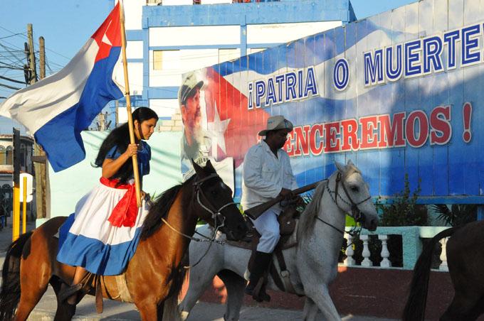 Celebran bicentenario del natalicio de Carlos Manuel de Céspedes (+ audio, fotos y videos)