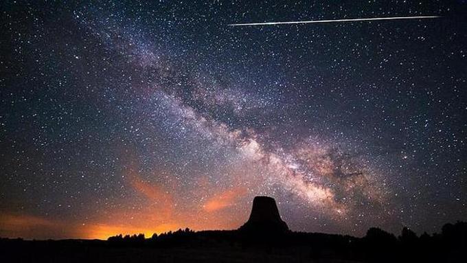 Anuncian el comienzo de lluvias de meteoros o de estrellas (+video)