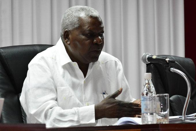 Esteban Lazo: nueva Constitución da continuidad a la Cuba socialista (+ video)