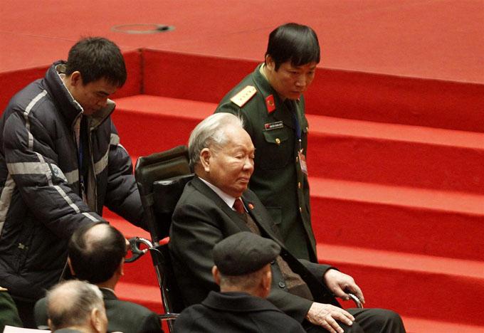 Expresa Díaz-Canel condolencias por muerte de expresidente vietnamita