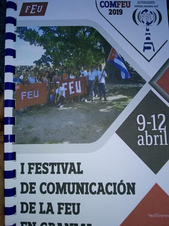 Fiesta de la comunicación en la Universidad de Granma (+ fotos)