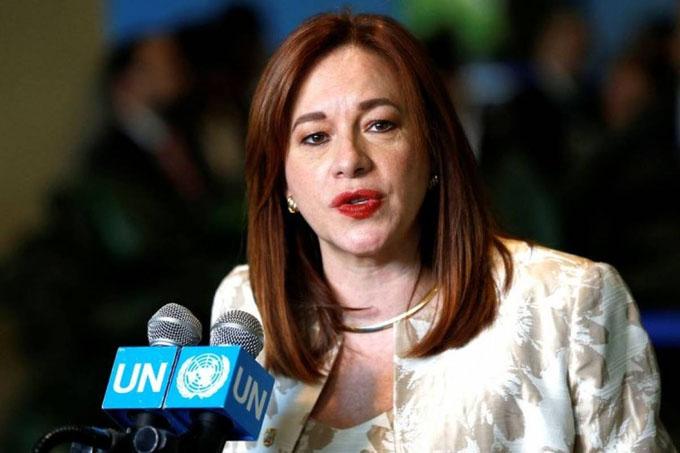 Mandatario cubano se reunirá con Presidenta de la Asamblea General de la ONU