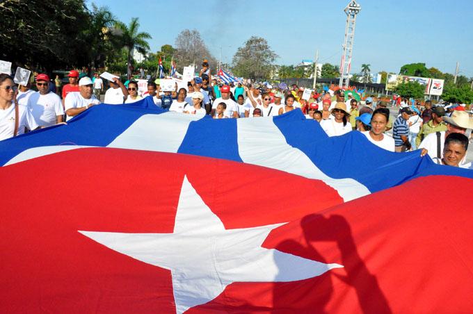 Los trabajadores nos preparamos para dar un sí por la Revolución(+ video)