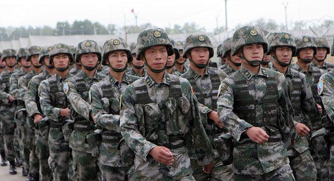 Desmiente China envío de asesores militares a Venezuela