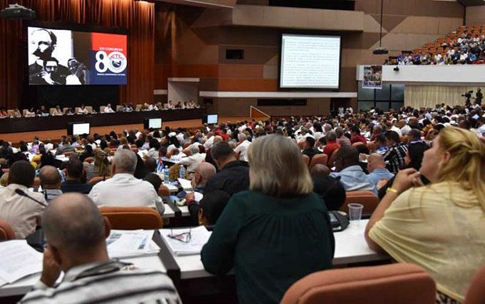 Eficiencia económica, reclamo recurrente de movimiento obrero cubano