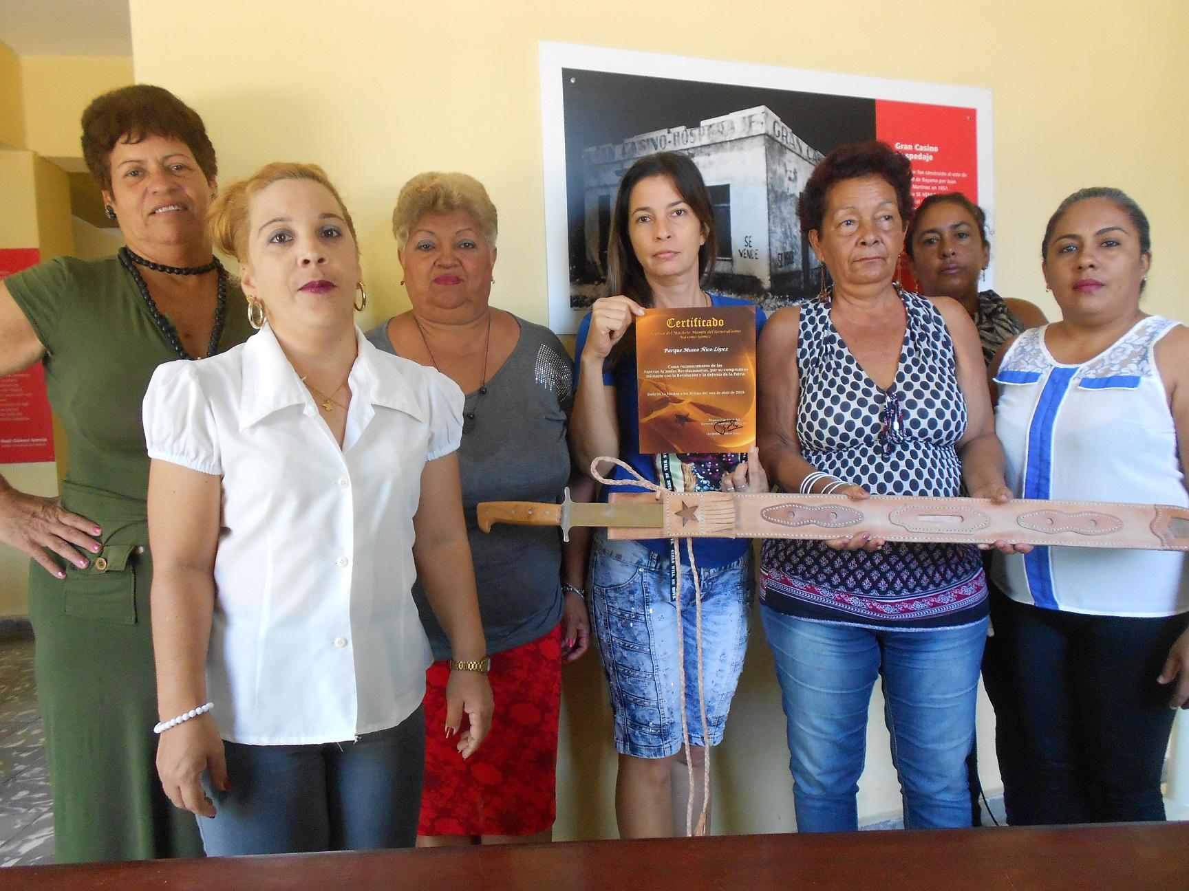 Museo Ñico López merecedor de reconocimiento nacional