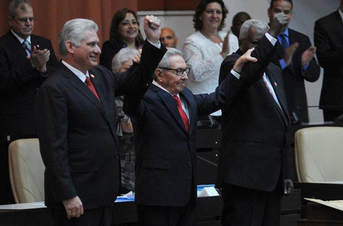 Nueva Constitución garantiza unidad de los cubanos, afirma Díaz-Canel (+ fotos y video)
