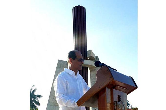 Inauguran en Cuba Parque de los Próceres Caribeños