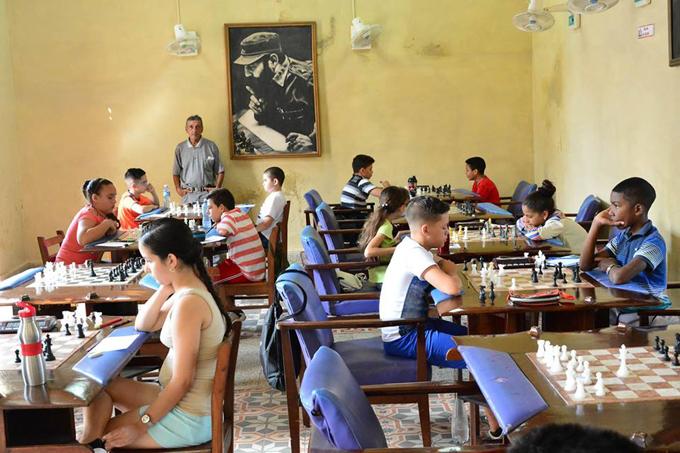 Inicia evento de ajedrez en Bayamo