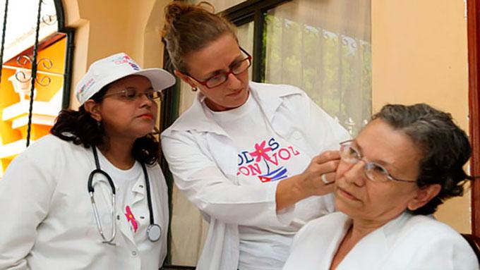Colaboradores cubanos ratifican apoyo a Venezuela