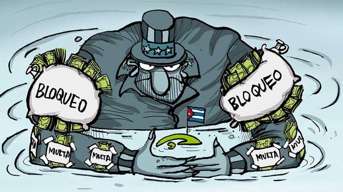 Cuba denuncia en Unesco impacto del bloqueo de EE.UU.