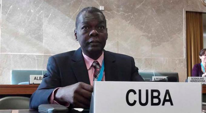 Cuba denuncia bloqueo como obstáculo a su derecho al desarrollo