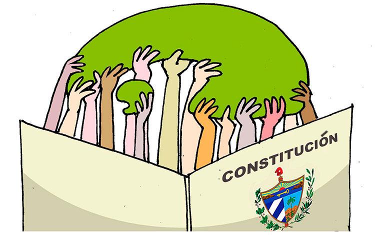 Proclamada la nueva Constitución de Cuba (+ videos)