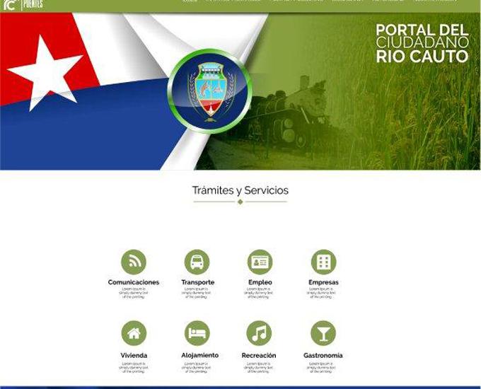 Extienden  a los órganos de gobierno municipales portales del ciudadano en Granma