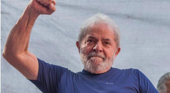 Movimientos sociales pedirán en Argentina libertad de Lula