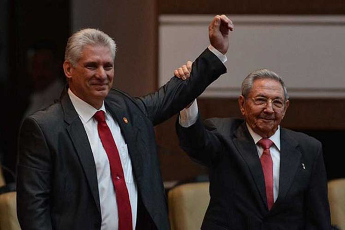 Díaz-Canel cumple primer año como presidente de Cuba