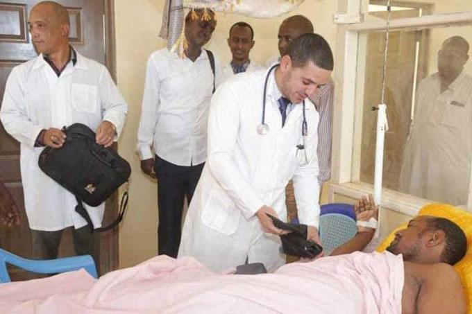 Cuba en función del regreso de sus médicos secuestrados en Kenya
