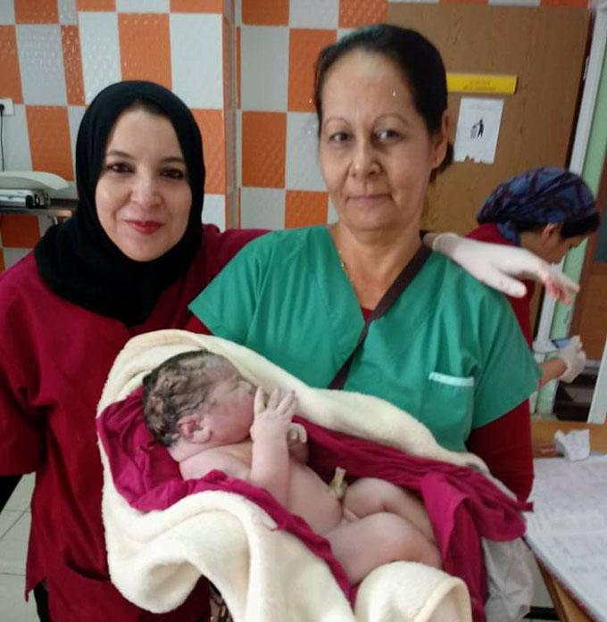 Cubanos hacen milagros en Argelia con una misión de 'Esperanza'
