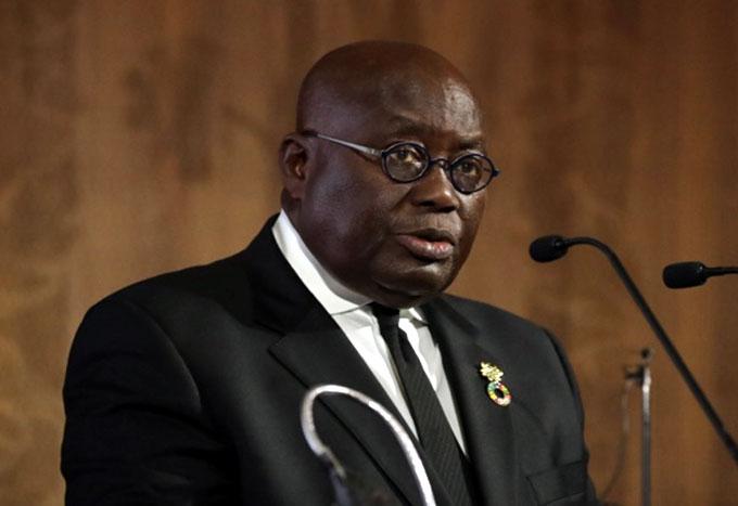 África es una cicatriz en conciencia humana, afirma presidente ghanés