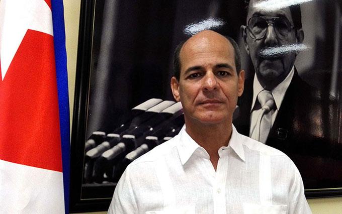 Inicia vicecanciller de Cuba Rogelio Sierra visita oficial a México
