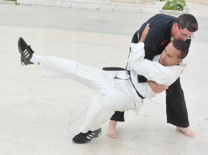 Visitaron la provincia federativos de las artes marciales en Cuba