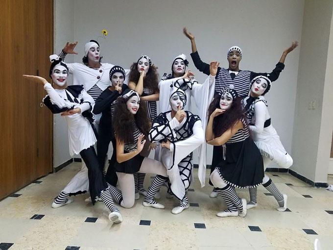 Teatro del Cuerpo Fusión rendirá  homenaje a Céspedes (+ fotos y video)