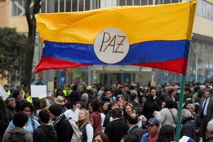 Rechazan en Colombia intento de modificar Acuerdo de Paz