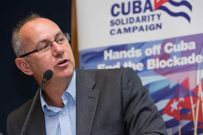 Rechazan en Reino Unido reforzamiento de bloqueo EE.UU. contra Cuba