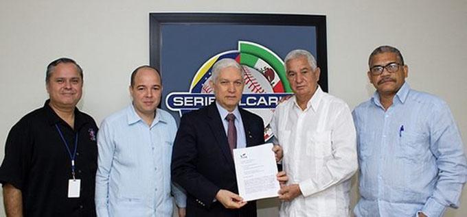 Cuba oficializa interés de ingresar a la Confederación de Béisbol Profesional del Caribe