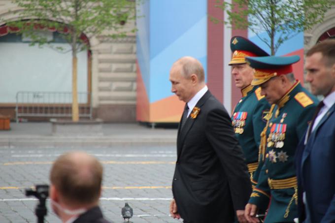 Putin reitera llamado a crear seguridad global e indivisible (+fotos)