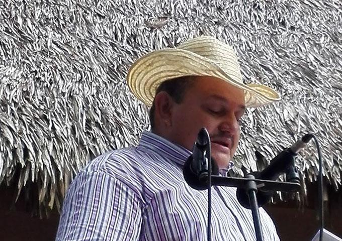 Convocan a Congreso campesino desde Comandancia de La Plata (+ audio y fotos)
